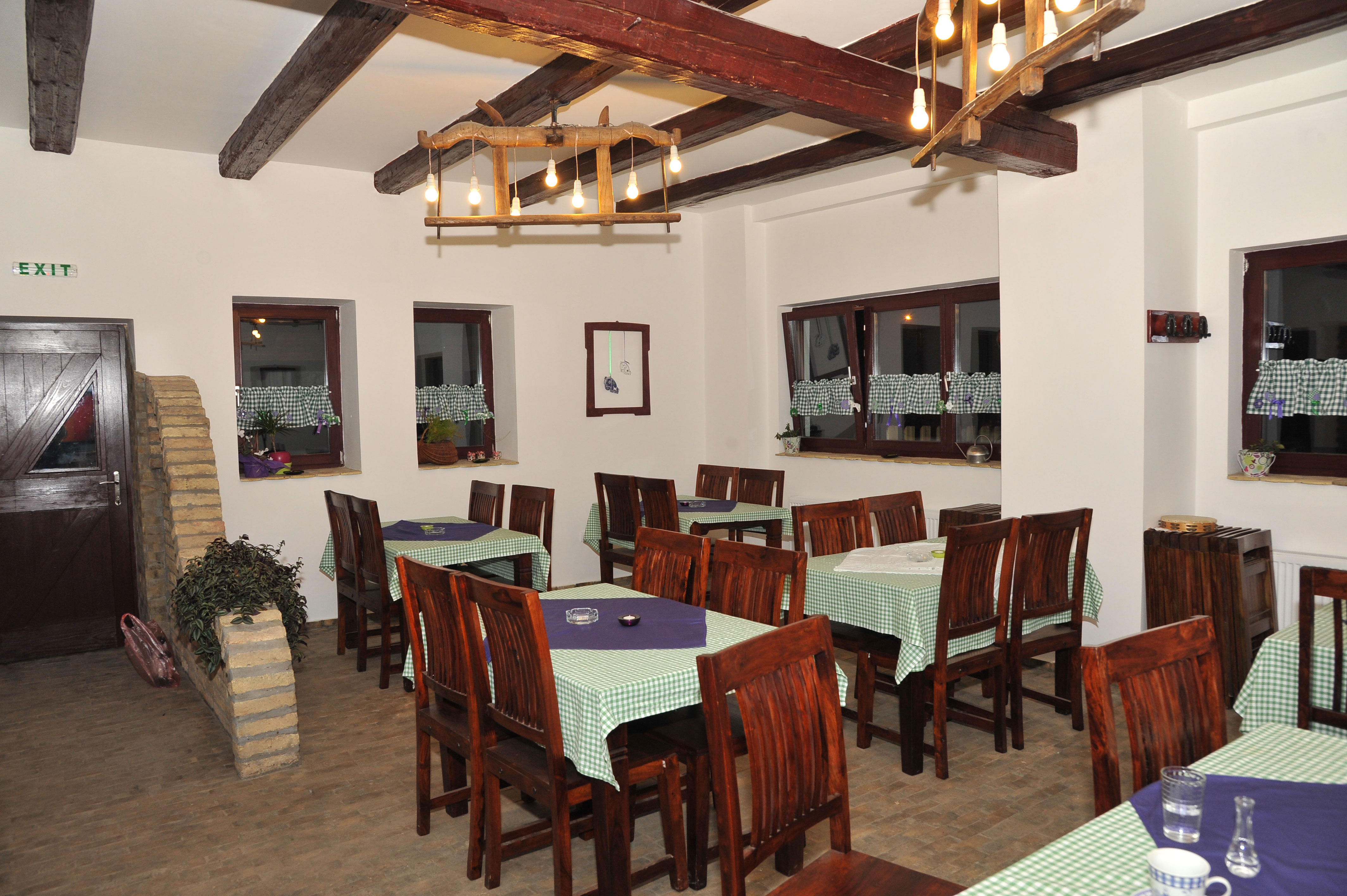 restoran na Ceneju